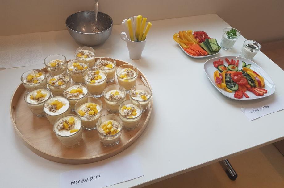 """Workshop zum Thema """"kindgerechte Ernährung im Zwergengarten"""""""
