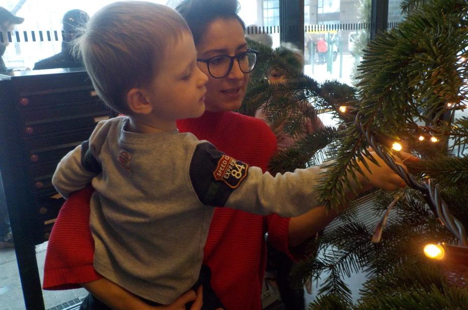 Adventzeit mit den Kindern im Zwergengarten KICA