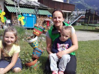 Gartenarbeit bei TM Burtscher 01