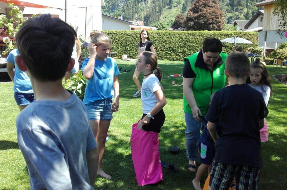Weltspieletag bei den Kinderbetreuung Vorarlbergn