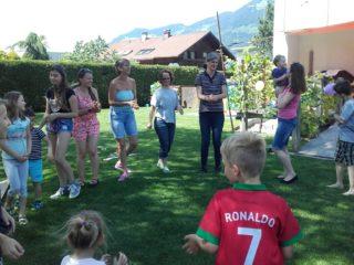 Weltspieletag bei den Vorarlberger Tagesmüttern