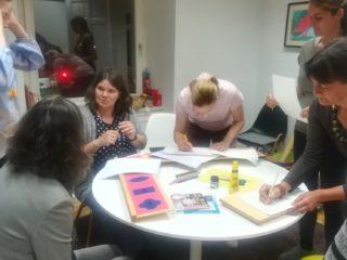 Montessori-Pädagogik in Theorie und Praxis bei den Tagesmüttern