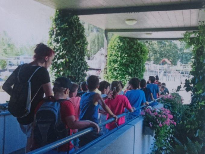 Mittagstisch für Schüler im Seniorenhaus am See