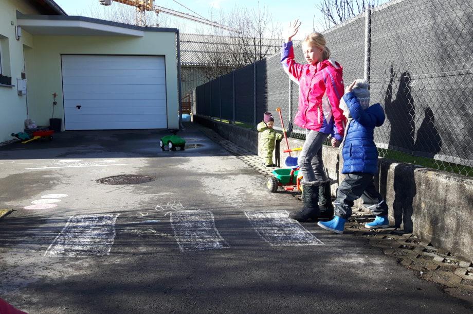 Mobilität – Mit Tageskindern sicher unterwegs