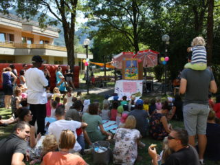 Sommerfest 2018 Zwergengarten am Damm