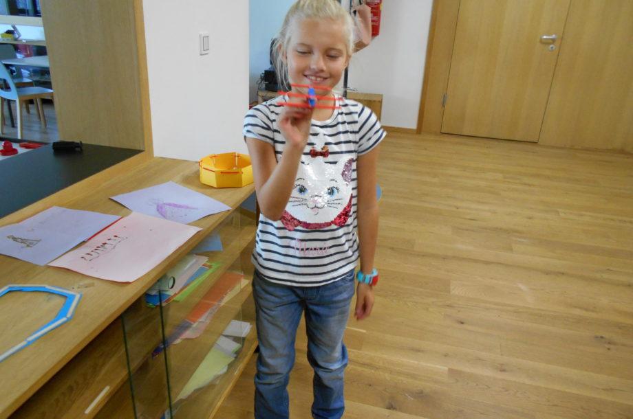 Schülerbetreuung Bürs: Erster Schultag