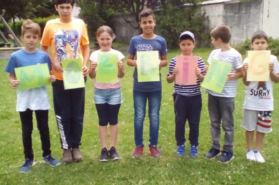 Schülerbetreuung Volksschule Bürs Anti Mobbing Projekt