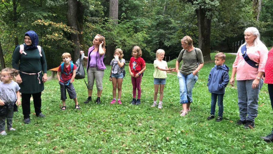 Tagesmütter Bregenz: Weiterbildung Waldpädagogik