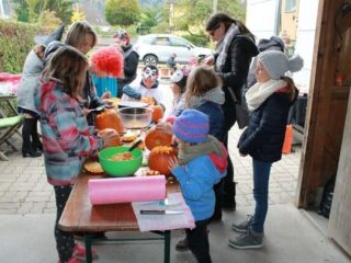 Tagesmütter Dornbirn: Halloween-Party
