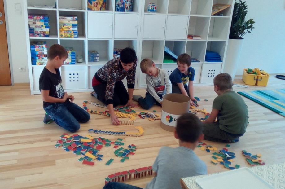 Volksschule Vandans: Pestas in der Schülerbetreuung