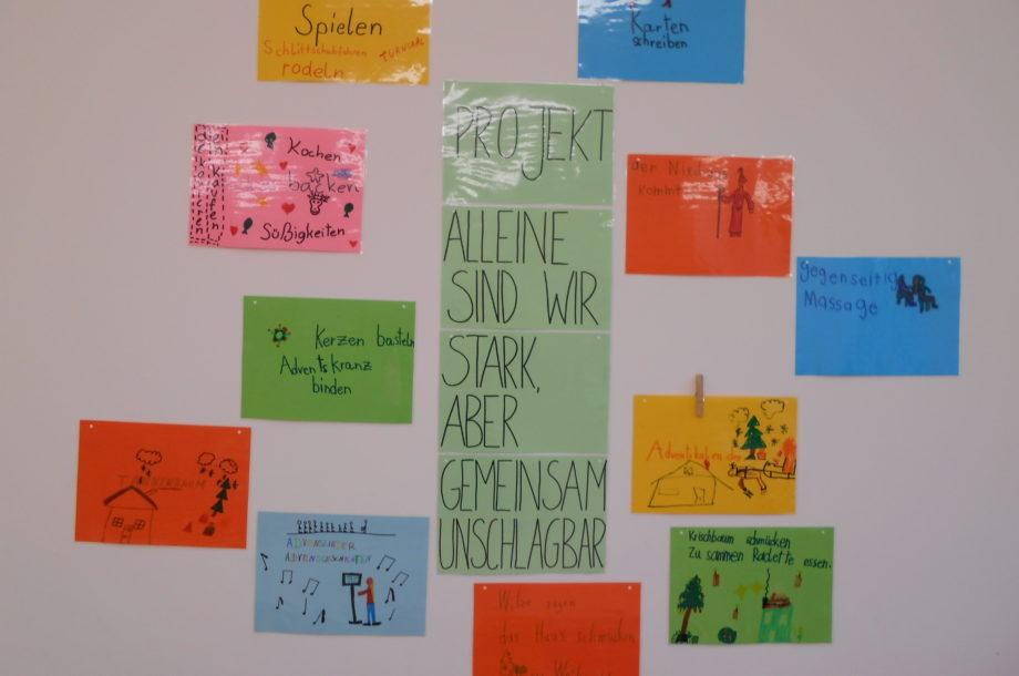 Schülerbetreuung Rankweil: Die Geschichte vom Mühlrad