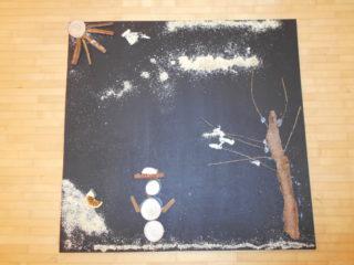 Volksschule Rankweil: Kreative Bastelidee für den Winter