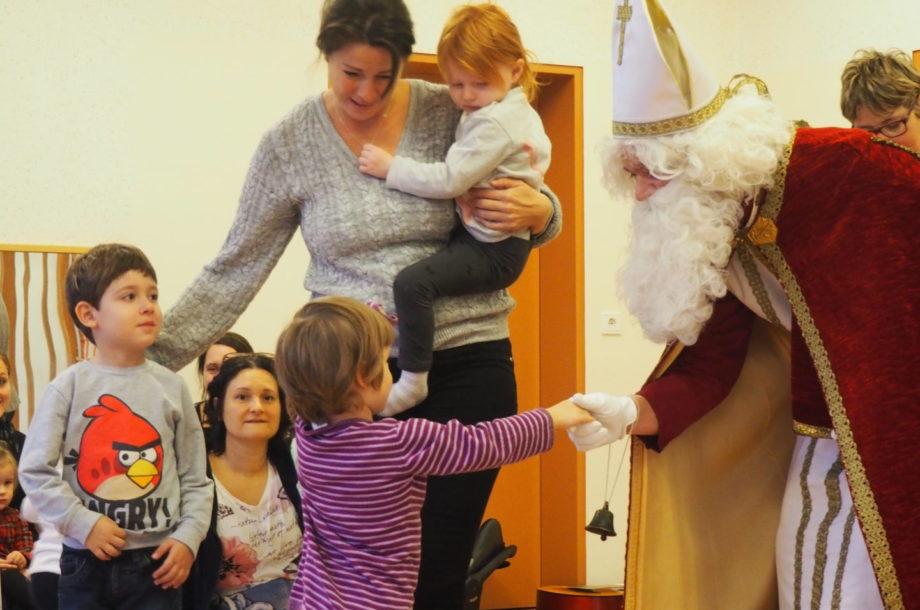Tagesmütter Dornbirn: Nikolausaktion