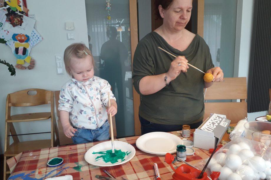 Tagesmütter Dornbirn: Basteln