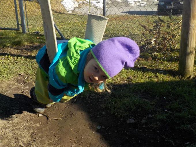 Zwergengarten Kica: Vorfrühling
