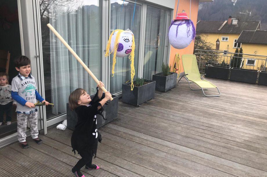 Tagesmütter Dornbirn: Faschingsparty