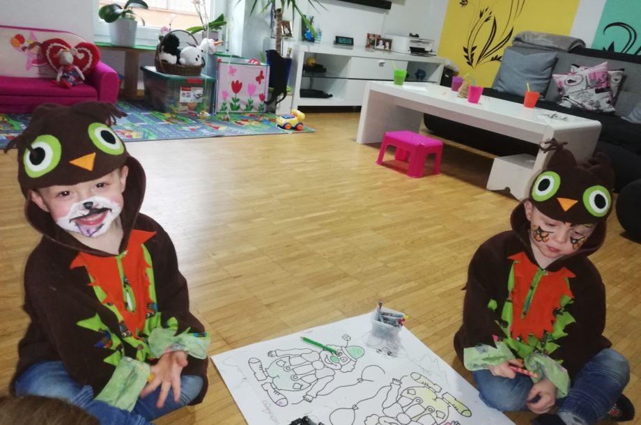 Tagesmütter Bregenz: Faschingsparty