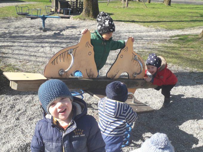 Tagesmütter Dornbirn: Abenteuer Spielplatz