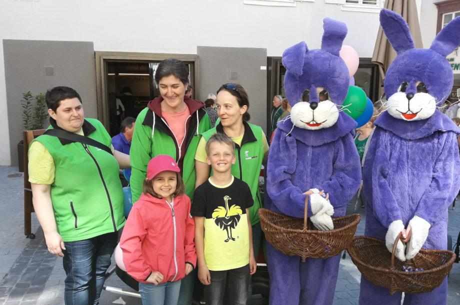 Tagesmütter Bludenz: Ostermarkt in Bludenz