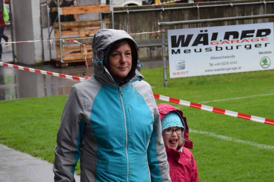Tagesmütter Bregenzerwald: Egger Stundenlauf