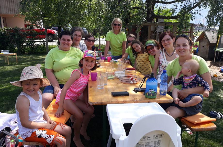 Tagesmütter Bludenz: Sommerabschlussfest