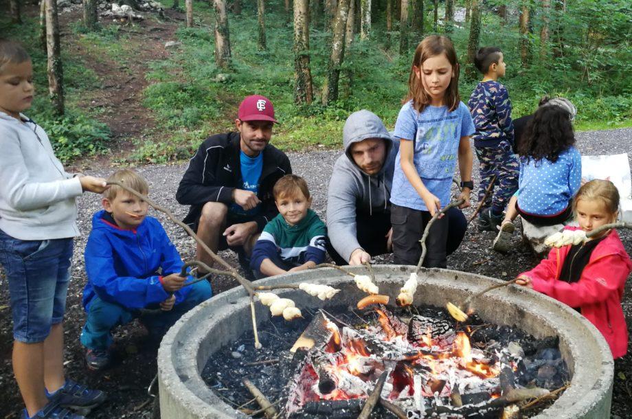 Kinderbetreuung Zwischenwasser: Sportaktivitäten
