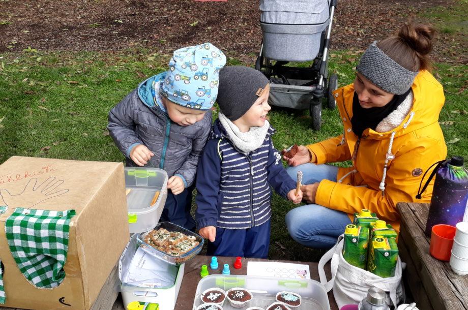 Tagesmütter Bludenz: Aktionstag in Schruns