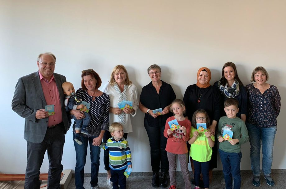 Tagesmütter Bregenz: Besuch Bürgermeister