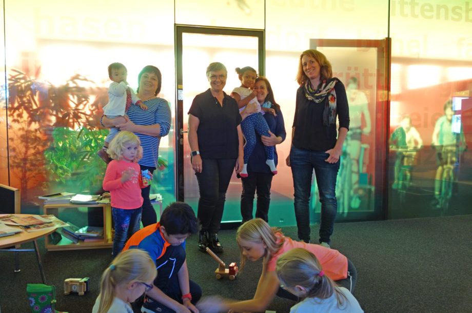 Tagesmütter Bregenz: Besuch Gemeinde Egg