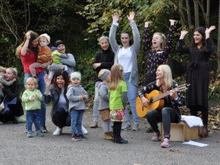 Zwergengarten: Eröffnung Zwergengarten Steinebach