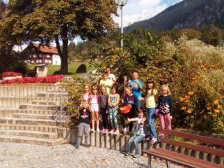 Schülerbetreuung St. Anton: Herbst