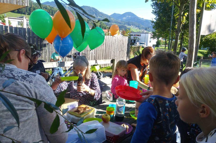 Tagesmütter Feldkirch: Aktionstag
