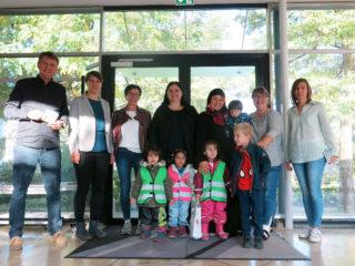 Tagesmütter Dornbirn: Besuch beim Bürgermeister Lustenau