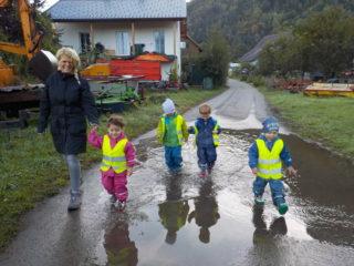 Zwergengarten: Ausflug in die Natur