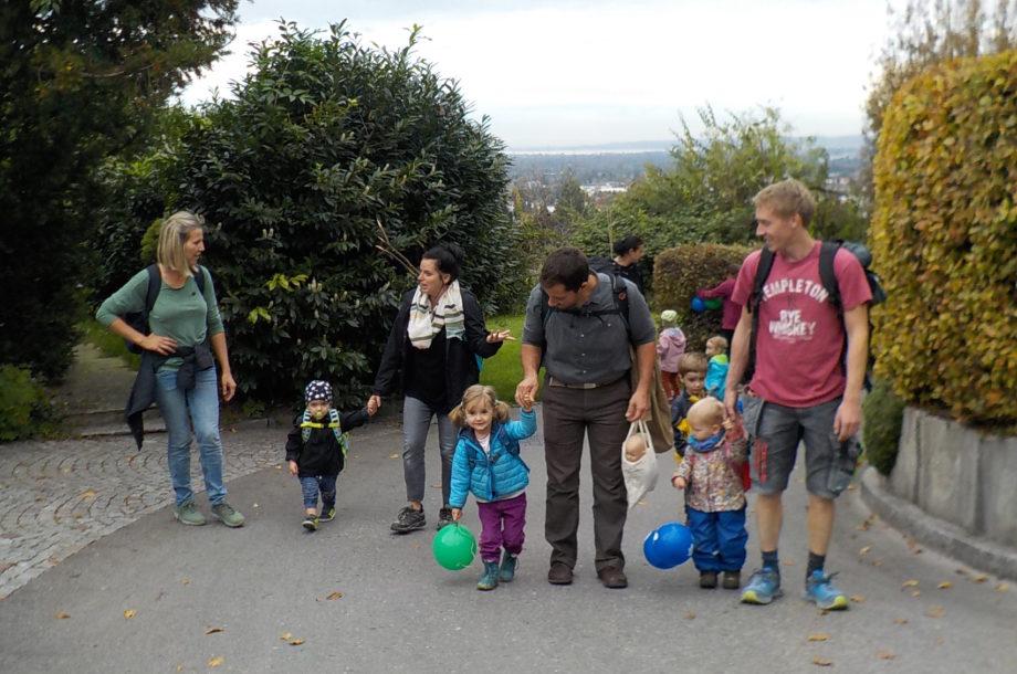 Zwergengarten: Waldfest