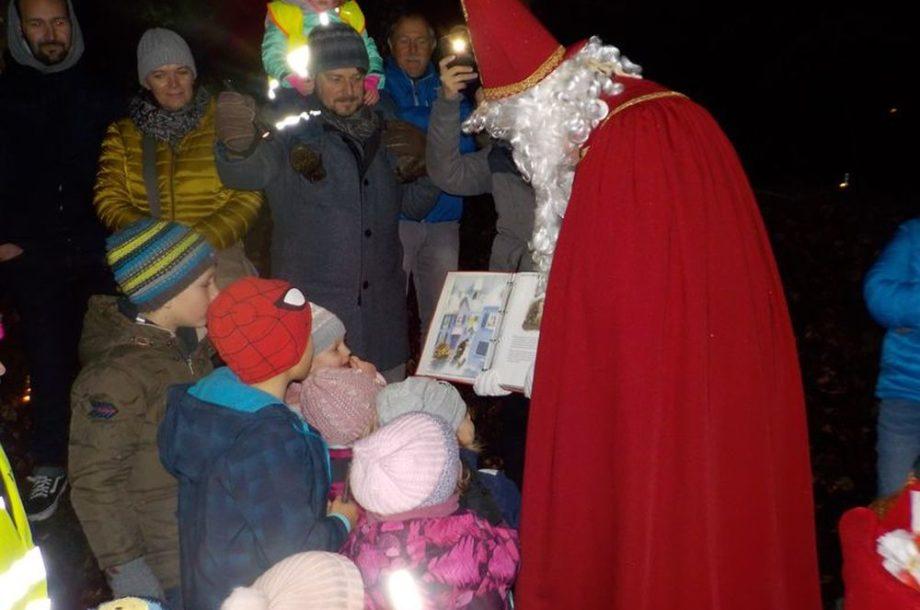 Zwergengarten: Nikolausfeier