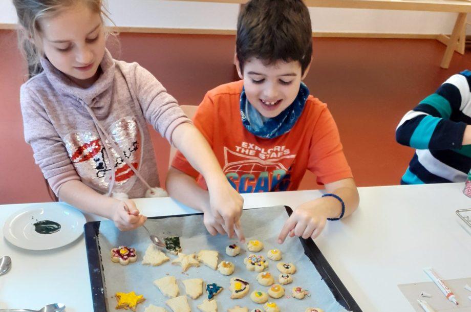 Schülerbetreuung: Winterwonderland