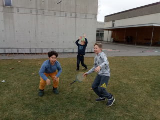 Schülerbetreuung: Frühlingsgefühle