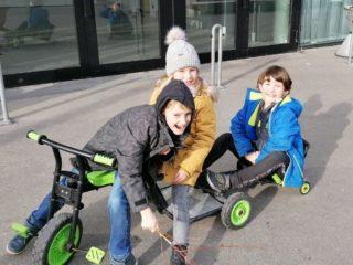 Schülerbetreuung: Winterspaß