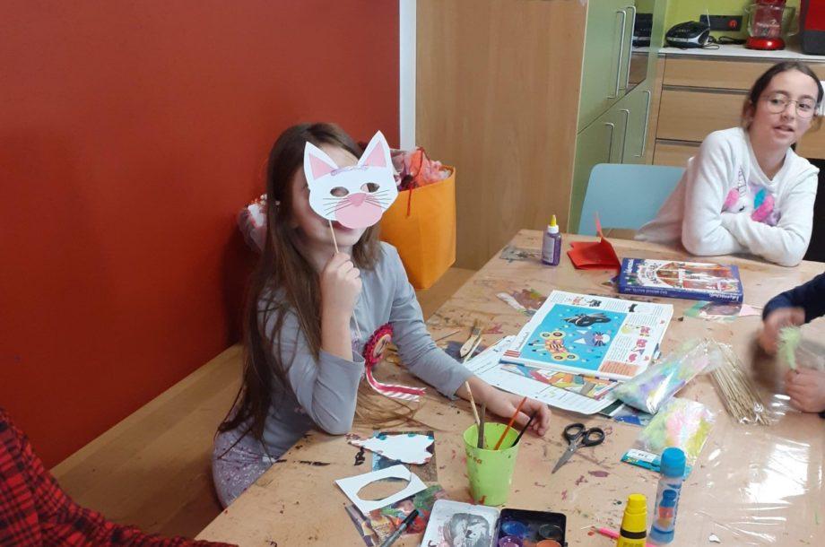 Masken selber gestalten