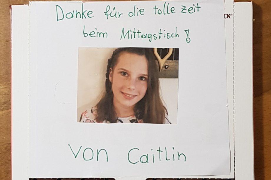 Schülerbetreuung Weiler: Zum Abschied Danke sagen