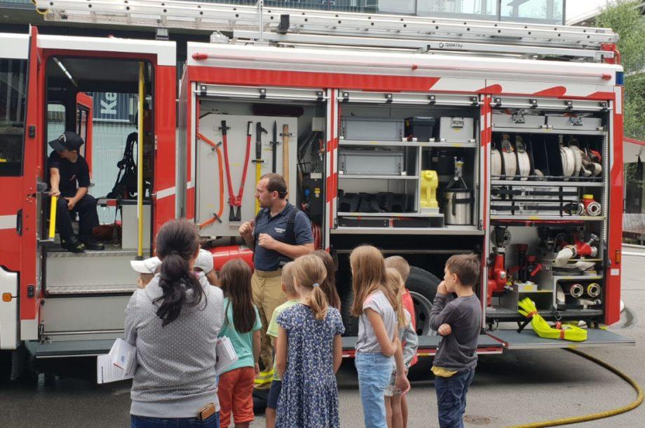 Ferienbetreuung Schule am See: Den Sommer genießen