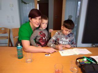 Home Schooling bei der Tagesmutter
