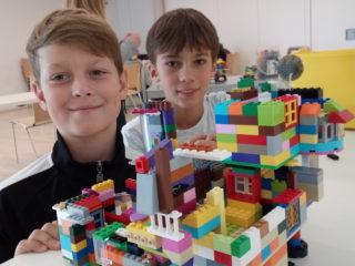 Lego-Mania in der Volksschule Rankweil Montfort
