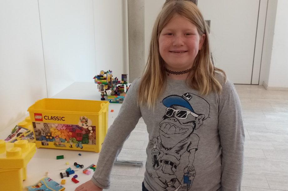 Lego bietet so viele Möglichkeiten