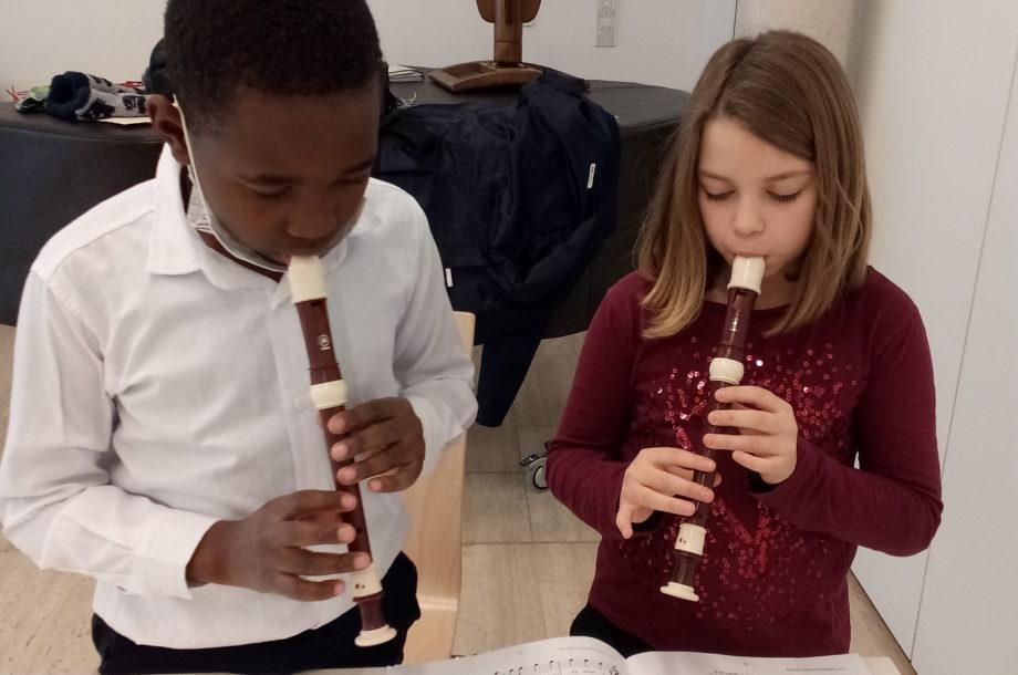 Eine musikalische Reise antreten