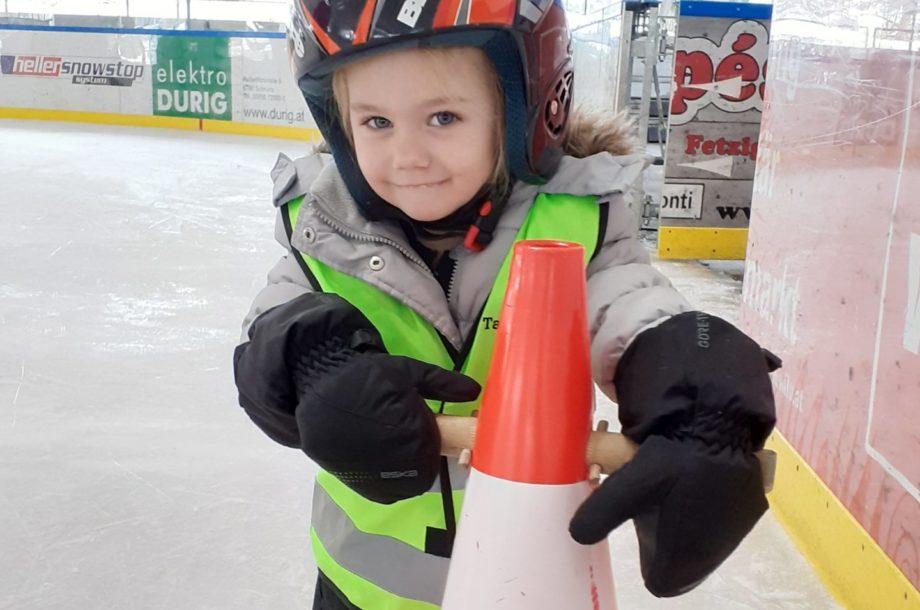 Ausflug zum Eislaufplatz