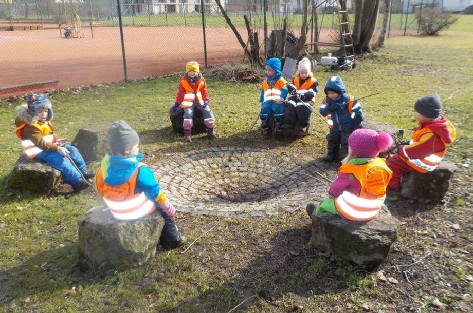 Fantasiereise im Zwergengarten Kastenlangen