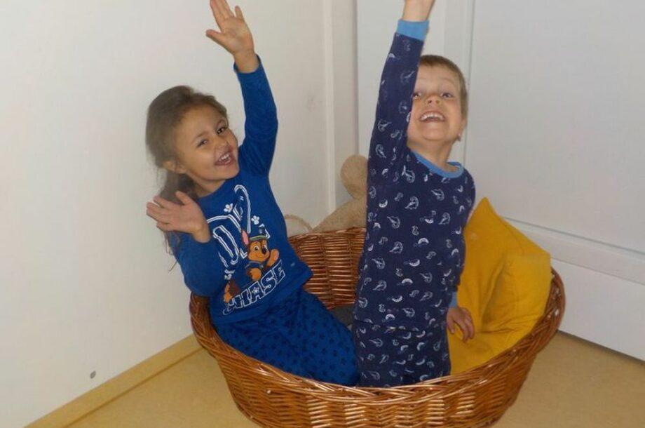 Pyjama-Woche im Zwergengarten Kastenlangen