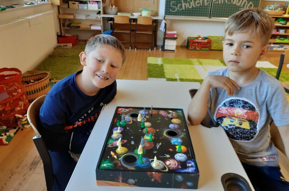 Schülerbetreuung Schlins: Ankommen im neuen Schuljahr